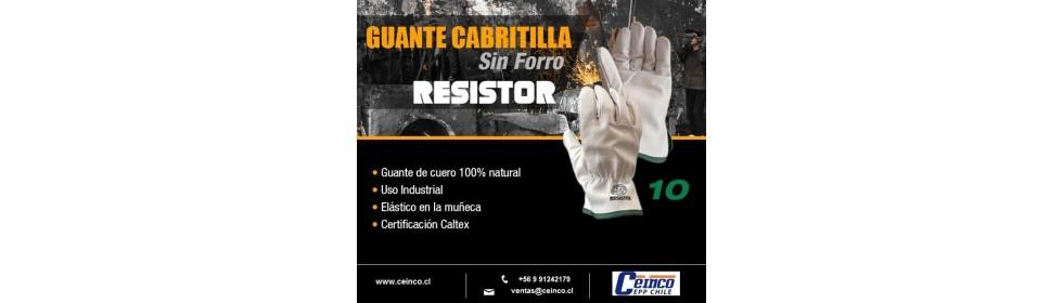 Guante Cabritilla Sin Forro